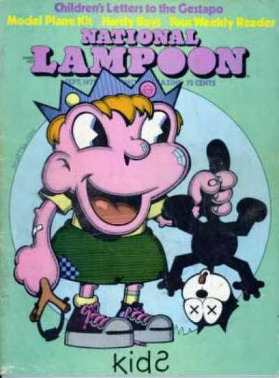 National Lampoon: Volume 1 #18 comic books for sale
