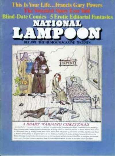 National Lampoon: Volume 1 #21 comic books for sale