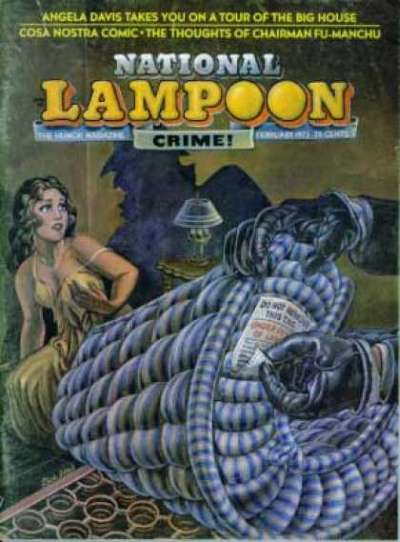 National Lampoon: Volume 1 #23 comic books for sale