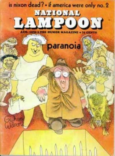 National Lampoon: Volume 1 #3 comic books for sale