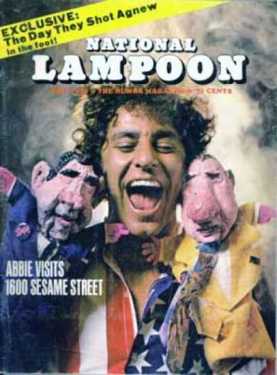 National Lampoon: Volume 1 #5 comic books for sale