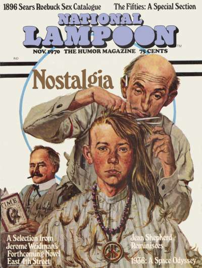 National Lampoon: Volume 1 #8 comic books for sale