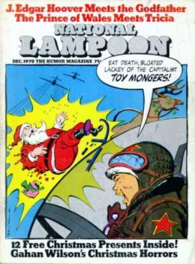 National Lampoon: Volume 1 #9 comic books for sale