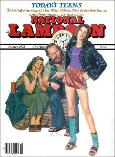 National Lampoon: Volume 2 comic books