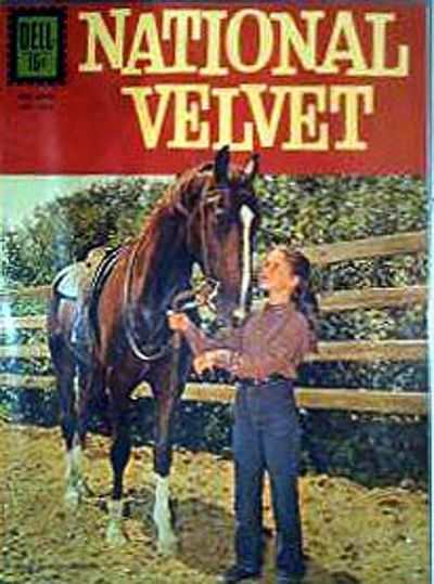 National Velvet #2 Comic Books - Covers, Scans, Photos  in National Velvet Comic Books - Covers, Scans, Gallery