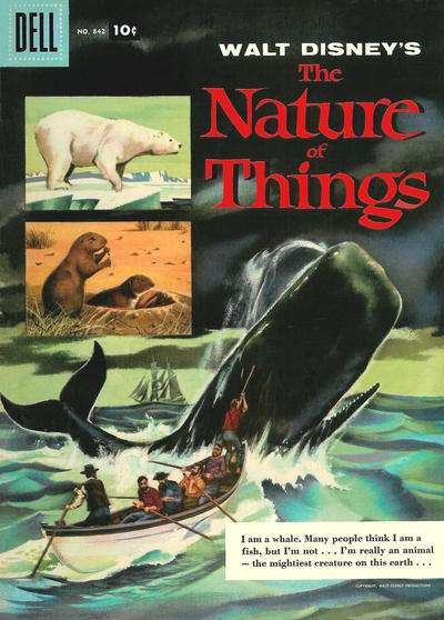 Nature of Things #1 comic books - cover scans photos Nature of Things #1 comic books - covers, picture gallery