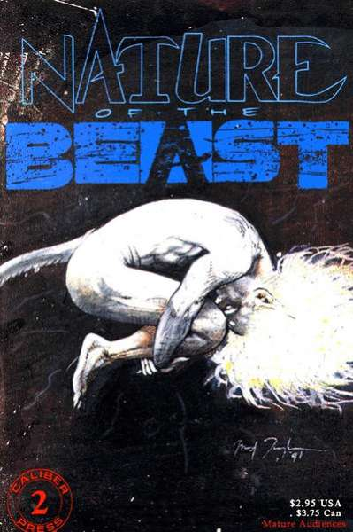 Nature of the Beast #2 comic books - cover scans photos Nature of the Beast #2 comic books - covers, picture gallery