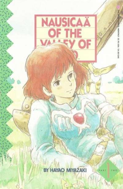Nausicaa of the Valley of the Wind: Part 2 comic books