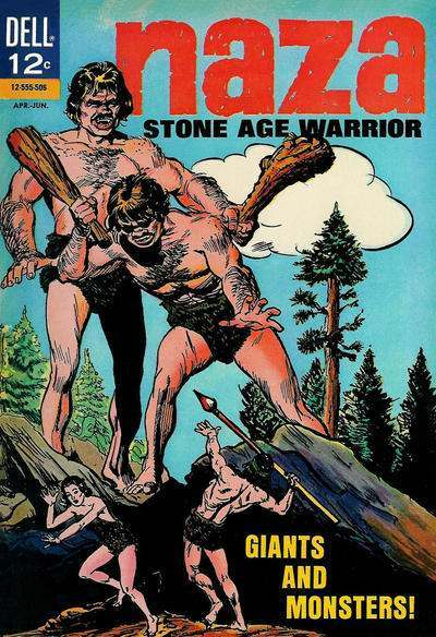 Naza #6 Comic Books - Covers, Scans, Photos  in Naza Comic Books - Covers, Scans, Gallery