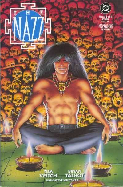 Nazz Comic Books. Nazz Comics.