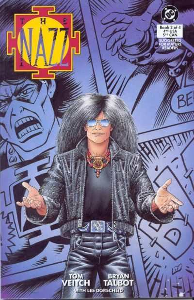Nazz #2 Comic Books - Covers, Scans, Photos  in Nazz Comic Books - Covers, Scans, Gallery