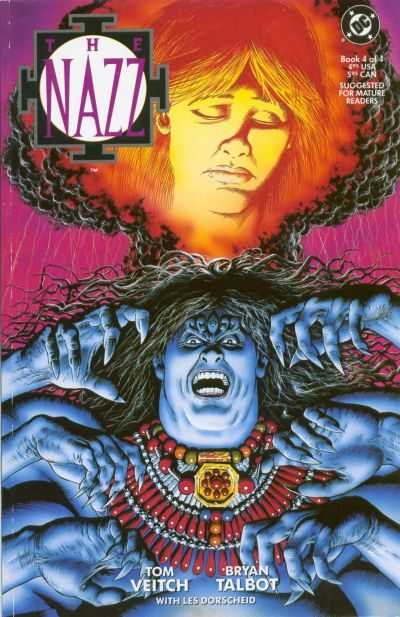 Nazz #4 comic books - cover scans photos Nazz #4 comic books - covers, picture gallery
