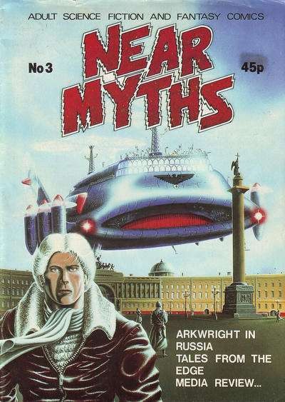 Near Myths #3 comic books for sale