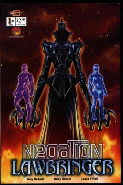Negation #1 comic books for sale