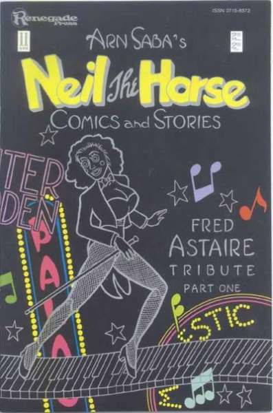 Neil the Horse Comics and Stories #11 Comic Books - Covers, Scans, Photos  in Neil the Horse Comics and Stories Comic Books - Covers, Scans, Gallery