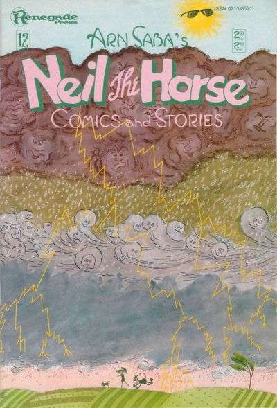 Neil the Horse Comics and Stories #12 comic books for sale