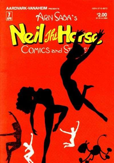 Neil the Horse Comics and Stories #7 Comic Books - Covers, Scans, Photos  in Neil the Horse Comics and Stories Comic Books - Covers, Scans, Gallery