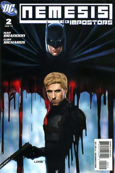 Nemesis: The Imposters #2 comic books - cover scans photos Nemesis: The Imposters #2 comic books - covers, picture gallery
