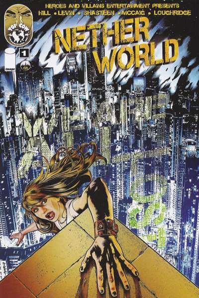 Netherworld #1 comic books - cover scans photos Netherworld #1 comic books - covers, picture gallery