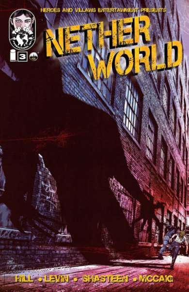Netherworld #3 comic books - cover scans photos Netherworld #3 comic books - covers, picture gallery