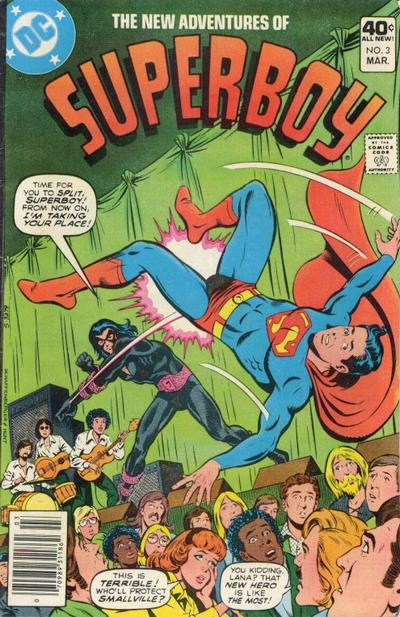 New Adventures of Superboy #3 comic books for sale