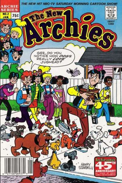 New Archies #2 comic books for sale