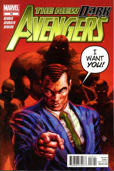 New Avengers #18 Comic Books - Covers, Scans, Photos  in New Avengers Comic Books - Covers, Scans, Gallery