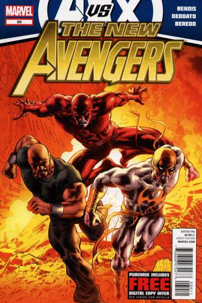 New Avengers #30 comic books for sale