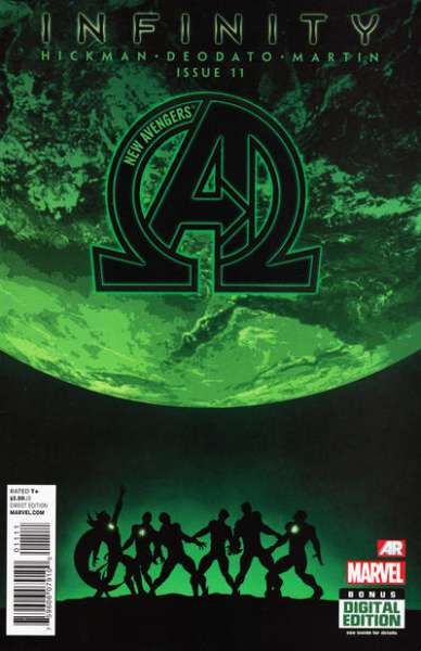 New Avengers #11 Comic Books - Covers, Scans, Photos  in New Avengers Comic Books - Covers, Scans, Gallery