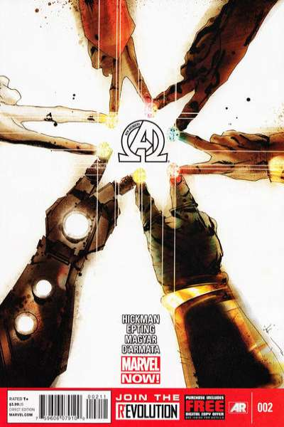 New Avengers #2 Comic Books - Covers, Scans, Photos  in New Avengers Comic Books - Covers, Scans, Gallery