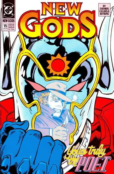 New Gods #15 Comic Books - Covers, Scans, Photos  in New Gods Comic Books - Covers, Scans, Gallery