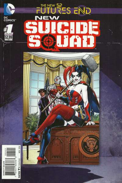 New Suicide Squad: Futures End Comic Books. New Suicide Squad: Futures End Comics.