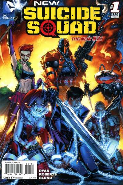 New Suicide Squad Comic Books. New Suicide Squad Comics.