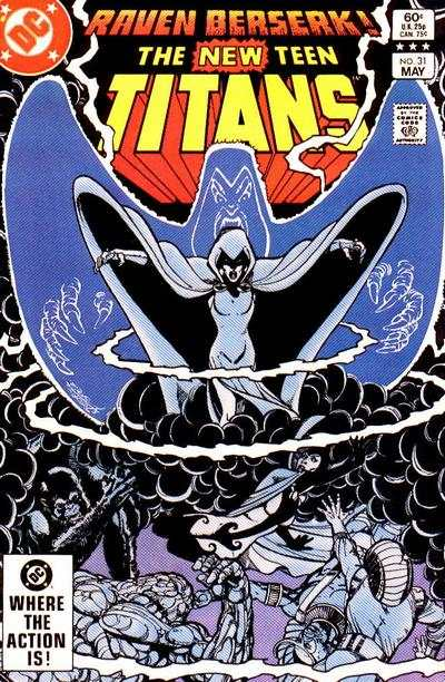 New Teen Titans #31 Comic Books - Covers, Scans, Photos  in New Teen Titans Comic Books - Covers, Scans, Gallery