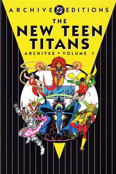 New Teen Titans Archives - Hardcover Comic Books. New Teen Titans Archives - Hardcover Comics.