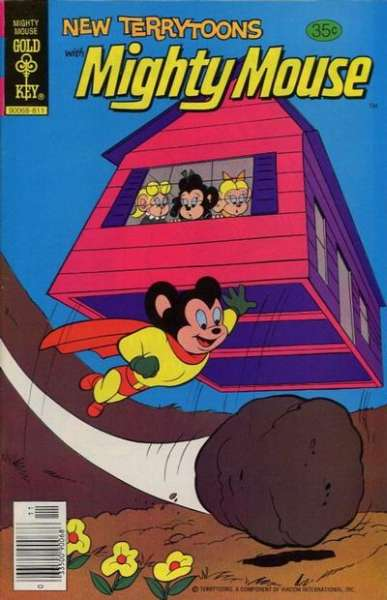 New Terrytoons #53 Comic Books - Covers, Scans, Photos  in New Terrytoons Comic Books - Covers, Scans, Gallery