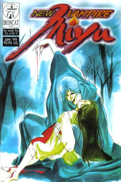 New Vampire Miyu: Volume 4 #2 Comic Books - Covers, Scans, Photos  in New Vampire Miyu: Volume 4 Comic Books - Covers, Scans, Gallery