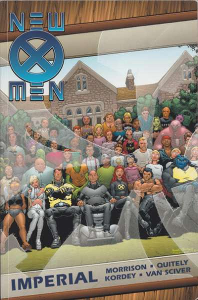 New X-Men #1 comic books - cover scans photos New X-Men #1 comic books - covers, picture gallery