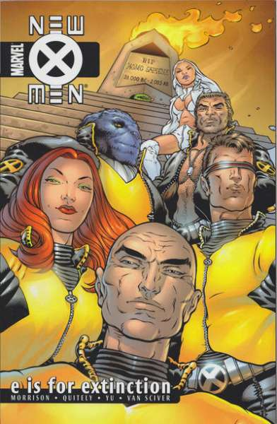 New X-Men #1 comic books for sale