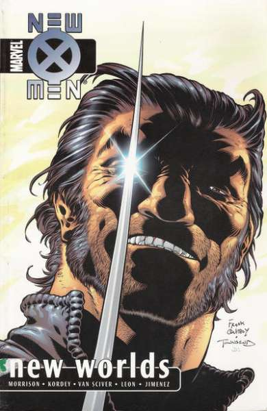 New X-Men #3 comic books - cover scans photos New X-Men #3 comic books - covers, picture gallery