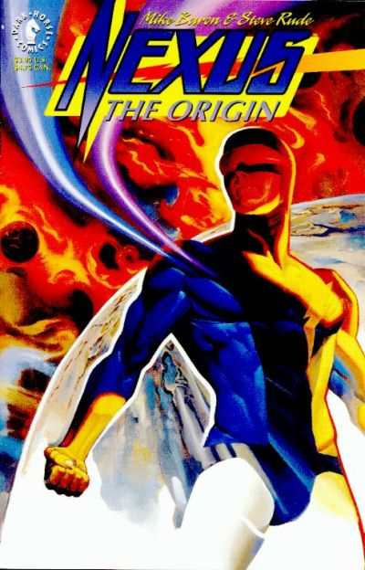 Nexus: The Origin Comic Books. Nexus: The Origin Comics.