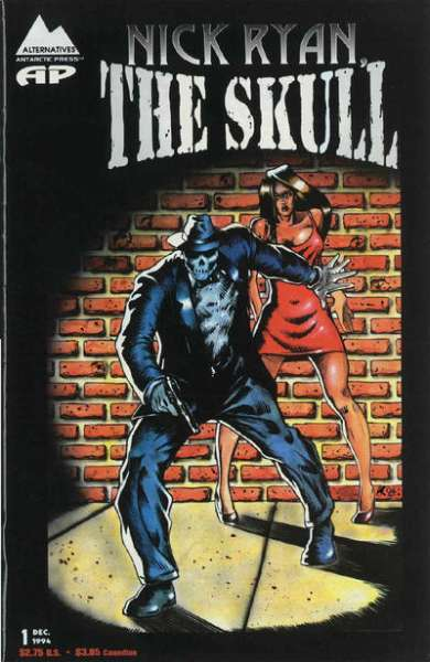 Nick Ryan the Skull #1 Comic Books - Covers, Scans, Photos  in Nick Ryan the Skull Comic Books - Covers, Scans, Gallery