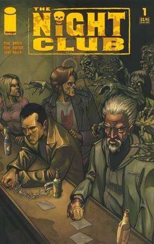 Night Club #1 comic books for sale