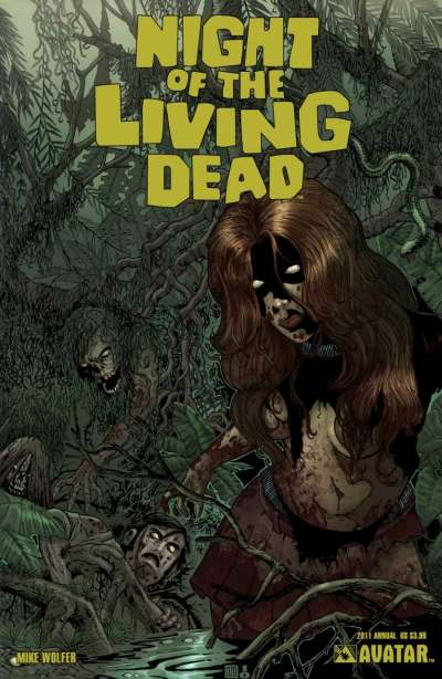 Night of the Living Dead #1 comic books for sale