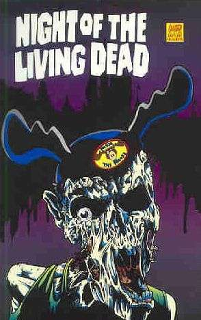 Night of the Living Dead #2 comic books for sale