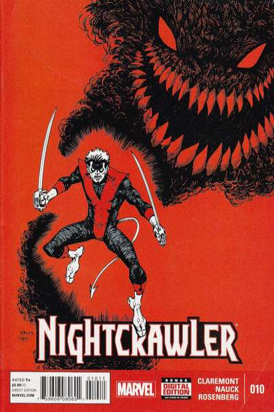 Nightcrawler #10 comic books for sale