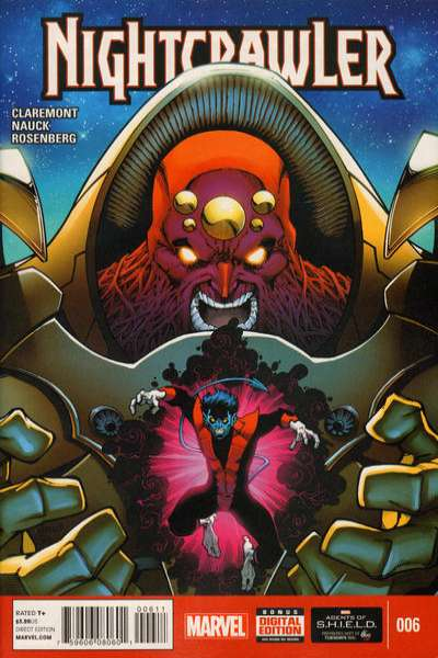 Nightcrawler #6 comic books for sale