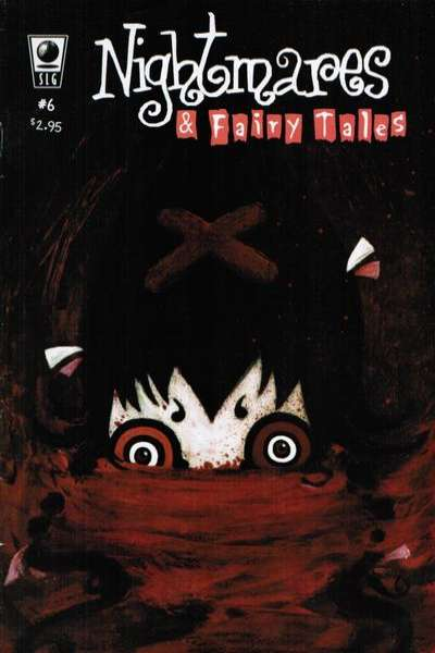 Nightmares & Fairy Tales #6 comic books for sale