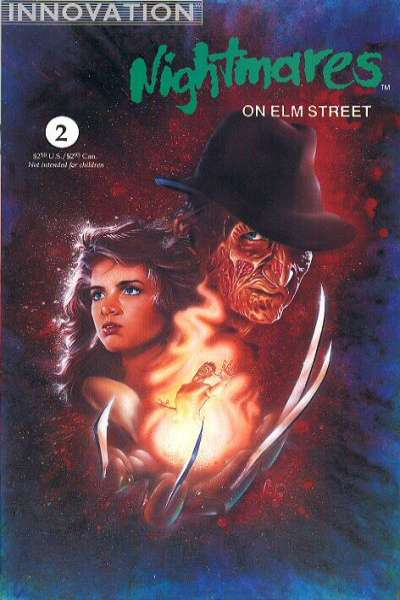 Nightmares on Elm Street #2 Comic Books - Covers, Scans, Photos  in Nightmares on Elm Street Comic Books - Covers, Scans, Gallery