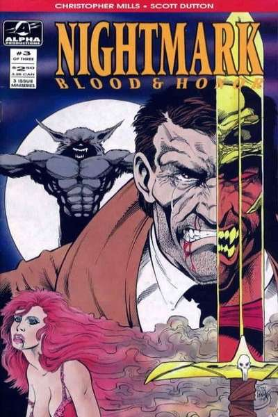 Nightmark: Blood & Honor #3 comic books for sale